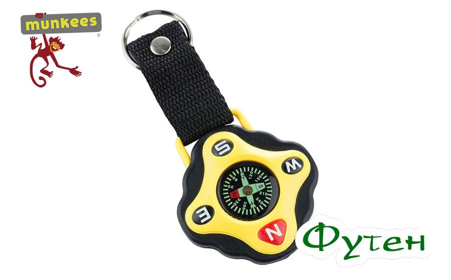 Брелок Munkees Key Fod Compass