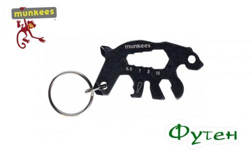 мультитул Munkees Keychain Tool Bear