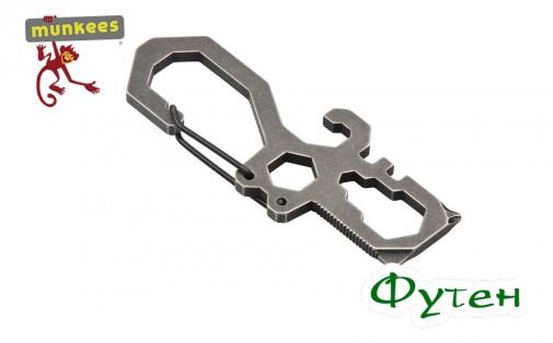 Munkees Keychain Tool II