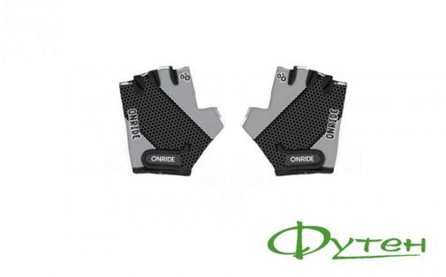 перчатки детские Onride GEM black/grey