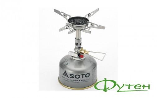 горелкагорелка Soto WindMaster with micro regulator