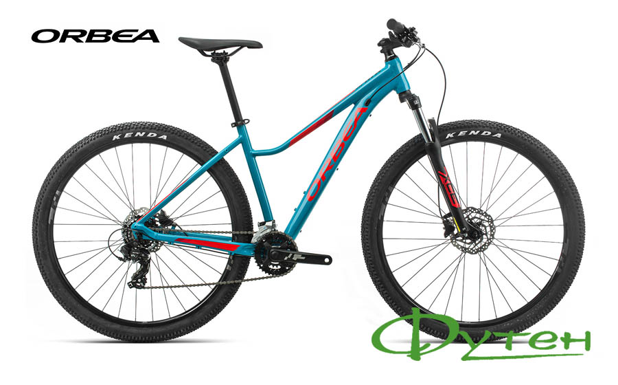 Велосипед Orbea MX 29 ENT 50 Blue-Red