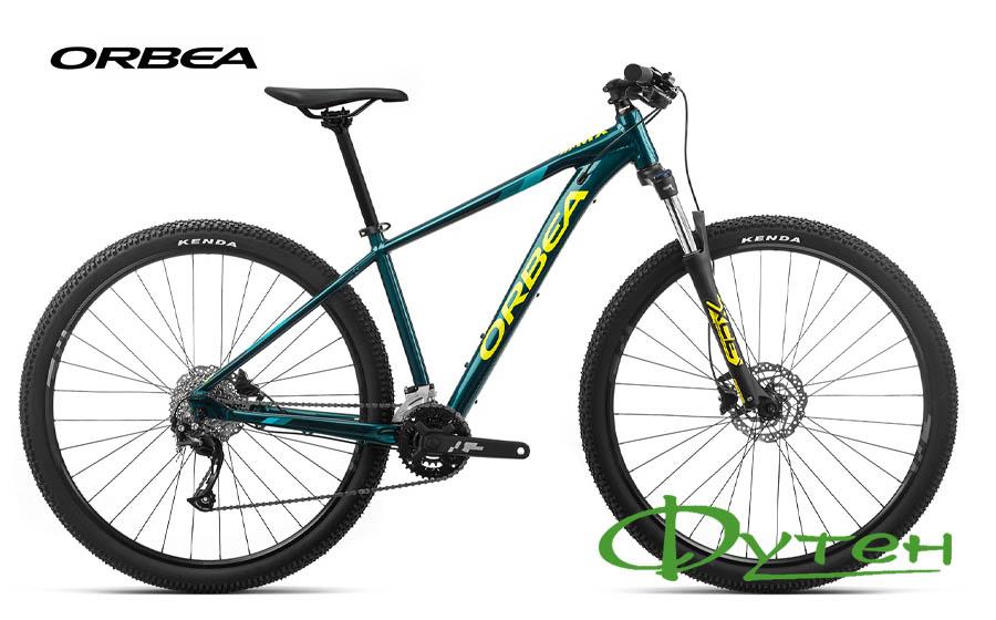 Велосипед Orbea 27 MX 40 Ocean-Yellow