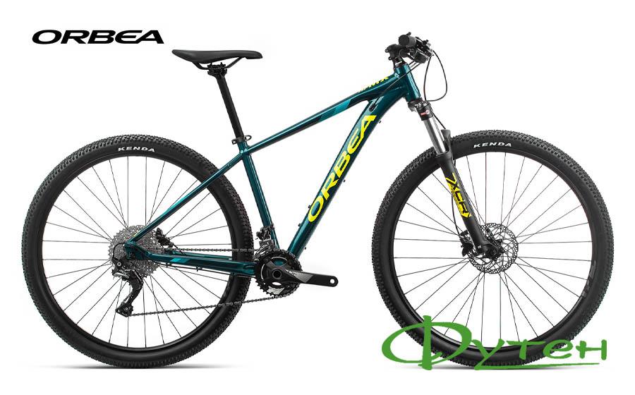 Велосипед Orbea MX 20 Ocean-Yellow