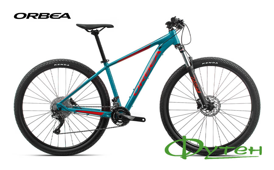 Велосипед Orbea 27 MX 20 Blue-Red