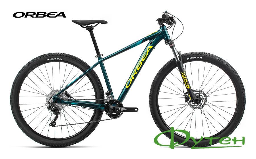 Велосипед Orbea MX 30 Ocean-Yellow