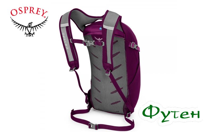 Рюкзак Osprey DAYLITE 13 спина