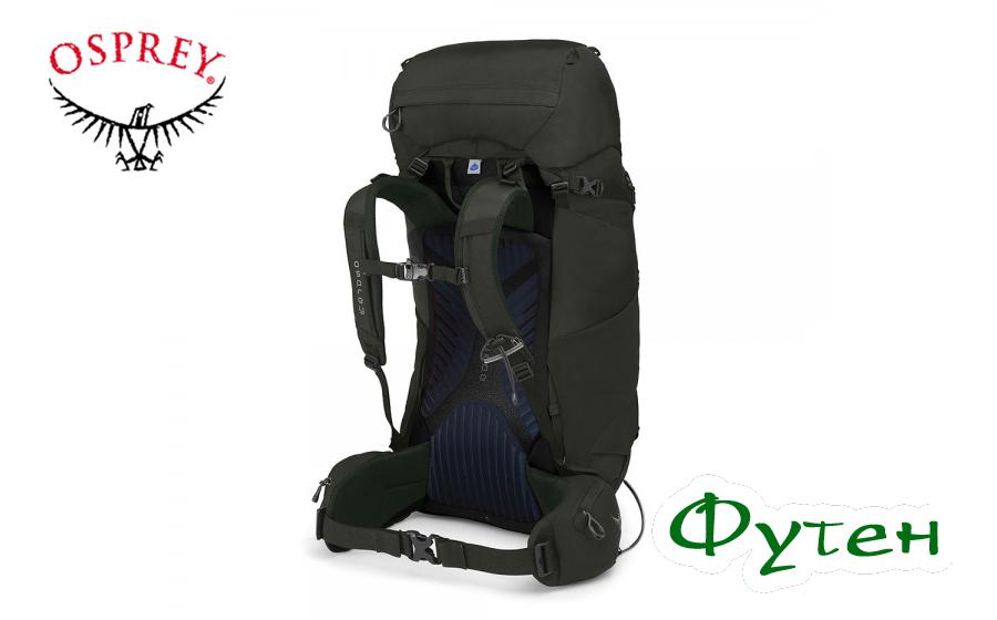 Рюкзак Osprey KESTREL 58 л black