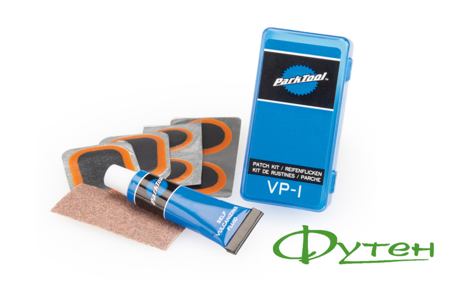 Ремкомплект Park Tool VP-1C Vulcanizing Patch Kit