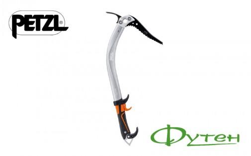 Ледовый инструмент Petzl QUARK с лопаткой
