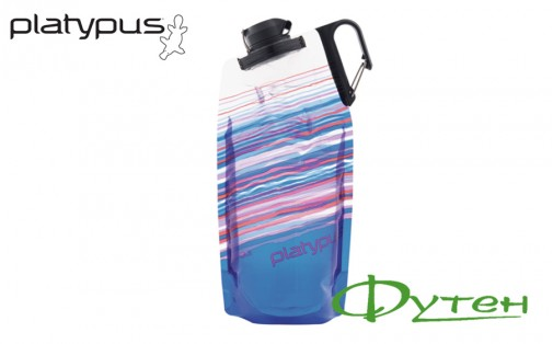 Platypus DUOLOCK 0.75 л blue skyline