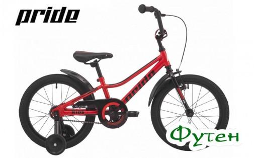 Велосипед Pride FLASH красный