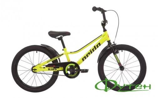 Велосипед детский Pride FLASH 20 лайм