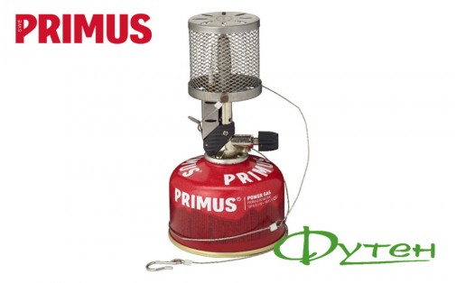 Лампа газ Primus MICRON LANTERN steel mesh