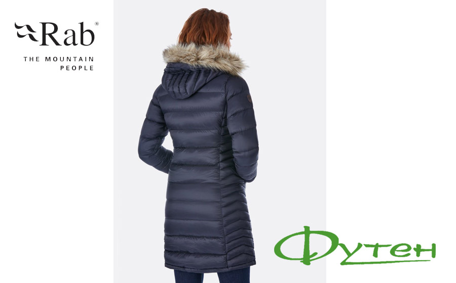Куртка RAB DEEP COVER PARKA Wmns deep denim