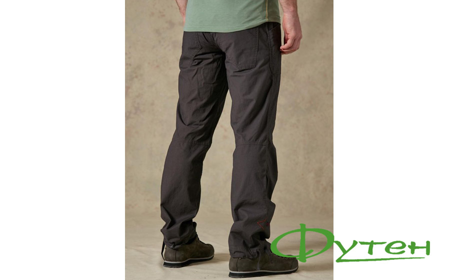 Брюки RAB OBLIQUE PANTS anthracite