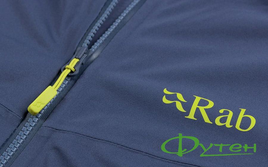 Куртка RAB KINETIC PLUS steel