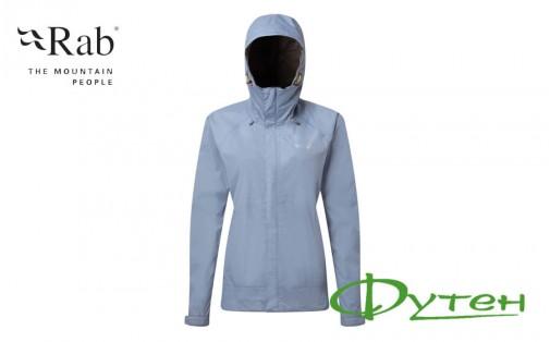 Куртка RAB DOWNPOUR JKT Womens thistle