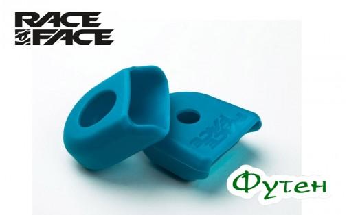 Защита шатуна Race Face turquoise