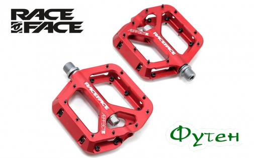 Педали Race Face AEFFECT red