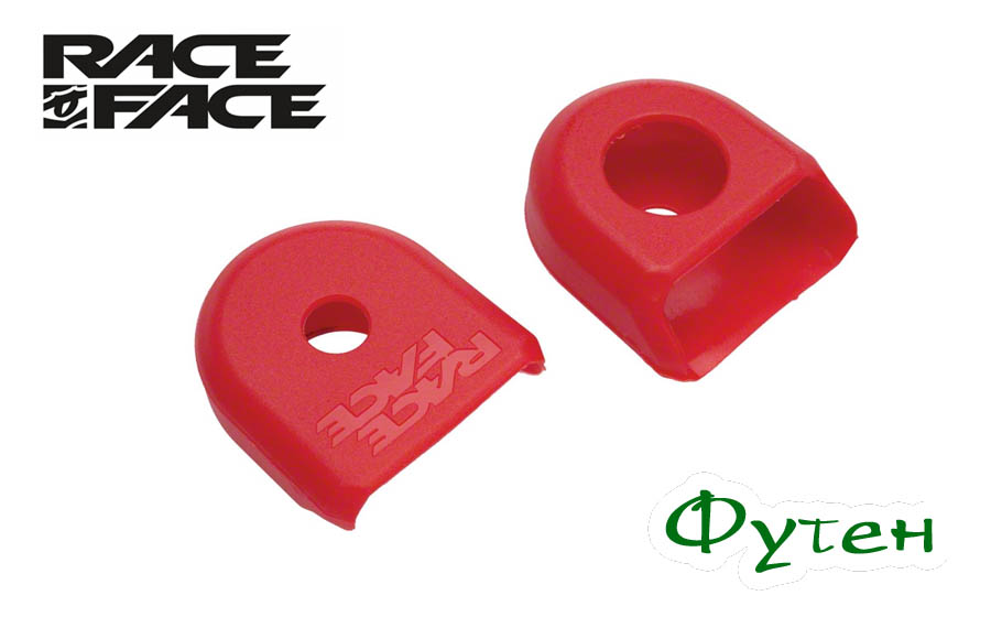 Защита Race Face CRANK BOOT 2 PACK red