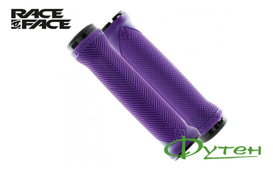 Грипсы Race Face LOVE Purple