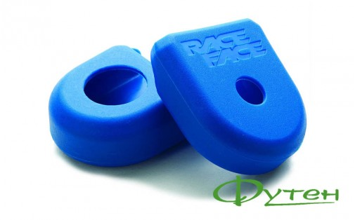Race Face CRANKS BOOT 2 PACK M blue