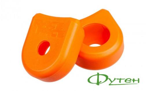 Защита шатуновRace FaceCRANKS BOOT 2 PACK M orange