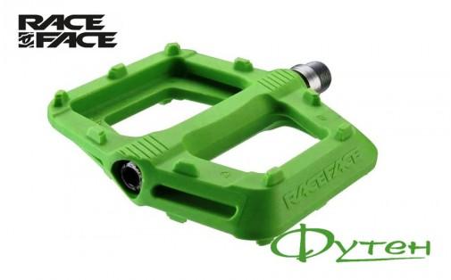 Педали Race Face RIDE green