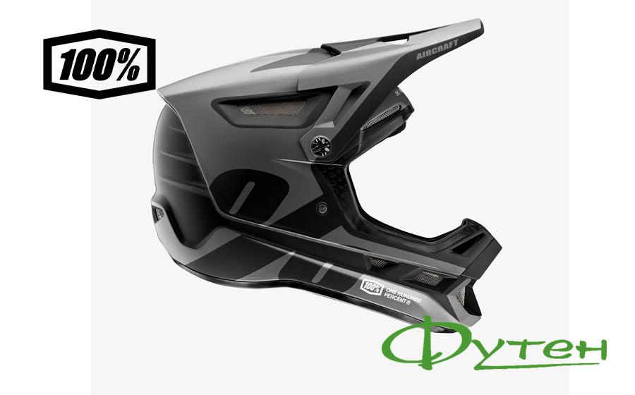 ВелошлемRide 100% AIRCRAFTLTDBlack