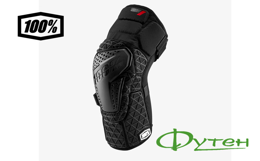 Наколенники RIDE 100% SURPASS Knee Guard Black