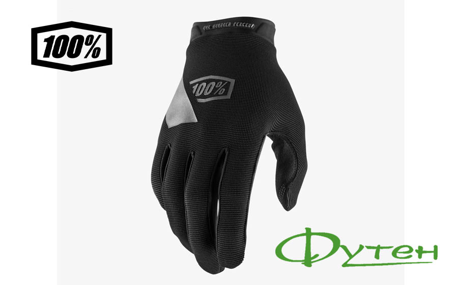 Ride 100% RIDECAMP Glove Black