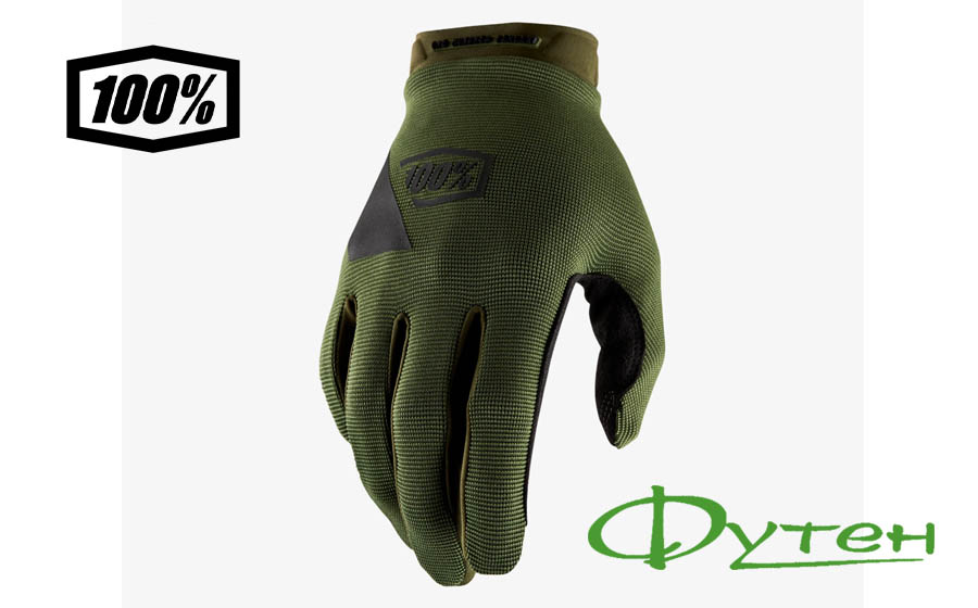 перчатки Ride 100% RIDECAMP Fatigue