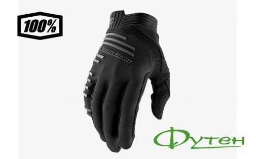 перчатки Ride 100% R-CORE Glove Black