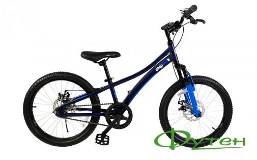 Велосипед RoyalBaby CHIPMUNK EXPLORER 20 blue