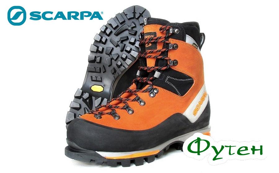 Горные ботинки Scarpa MONT BLANC GTX