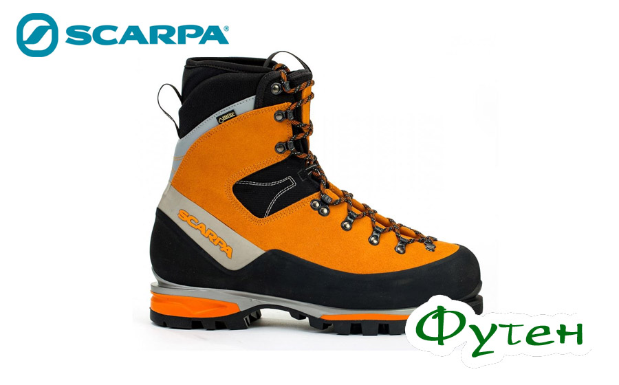 ботинки Scarpa MONT BLANC GTX orange