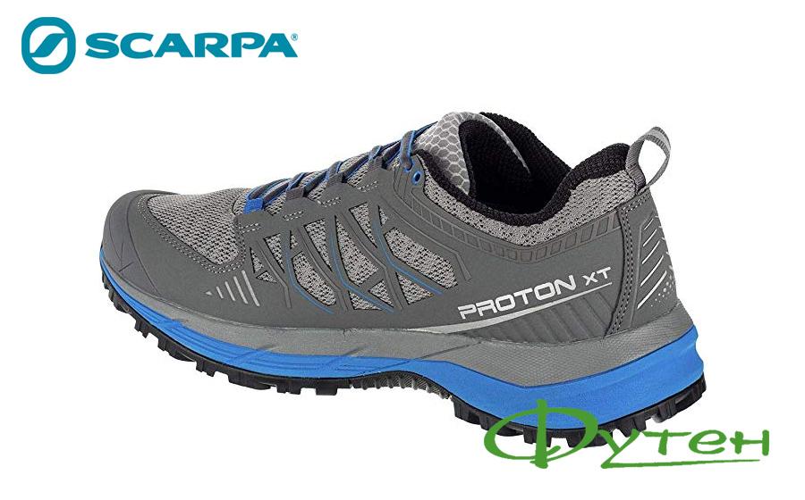 Беговые кроссовки Scarpa PROTON XT grey-blue