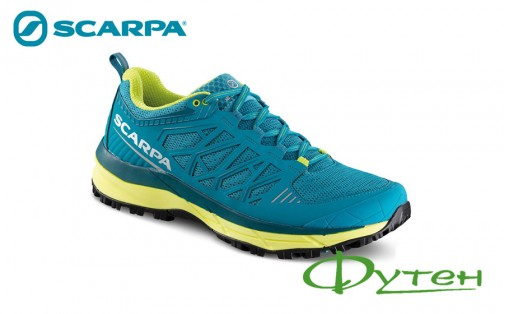 КроссовкиScarpa PROTON XT blue/spring green