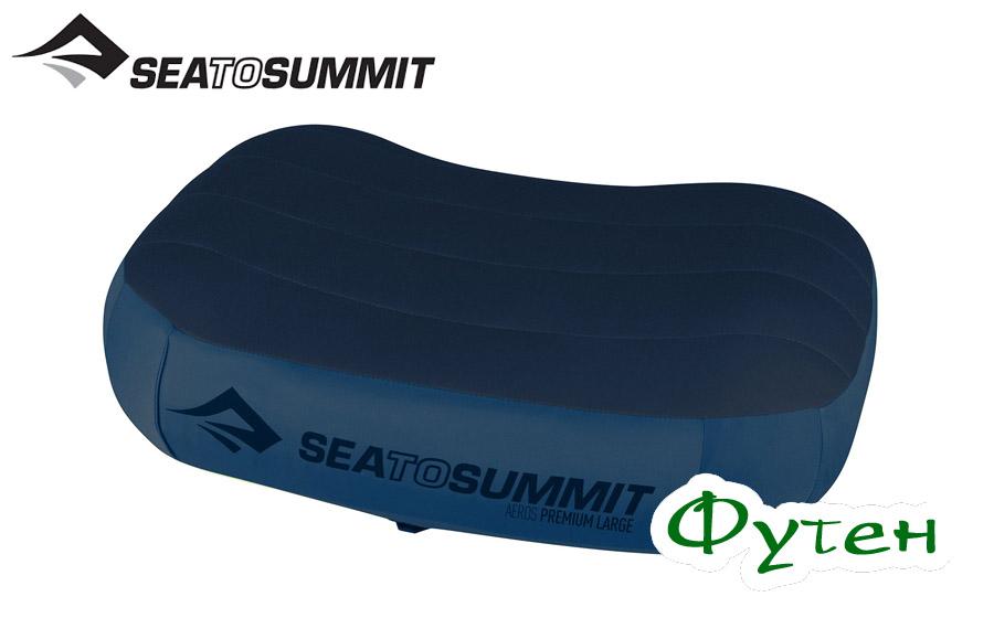 Подушка Sea to Summit AEROS PREMIUM PILLOW LARGE navy