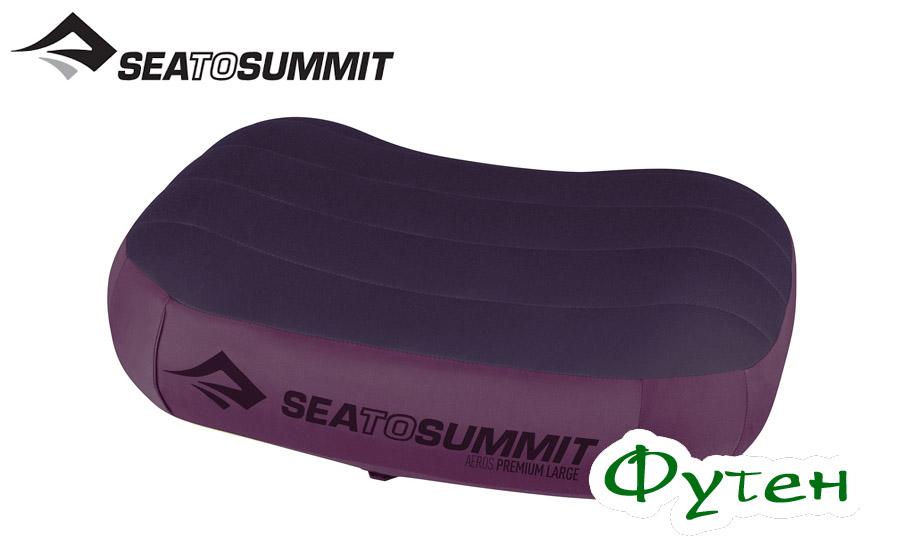 Sea to Summit AEROS PREMIUM PILLOW LARGEmagenta