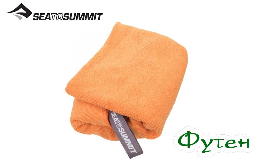 Sea to Summit DRYLITE TOWEL antibac orange M