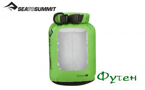 Гермомешок Sea to Summit VIEW DRY SACK apple green