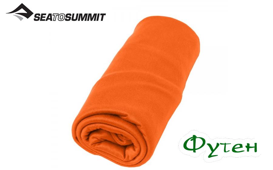 Sea to Summit POCKET TOWEL orange S