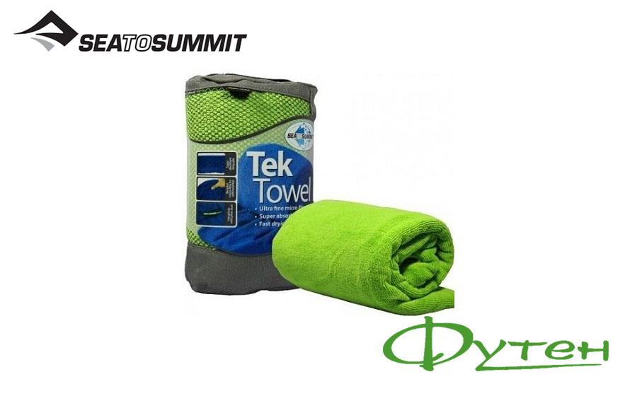 Полотенце Sea to Summit TEK TOWEL lime XL