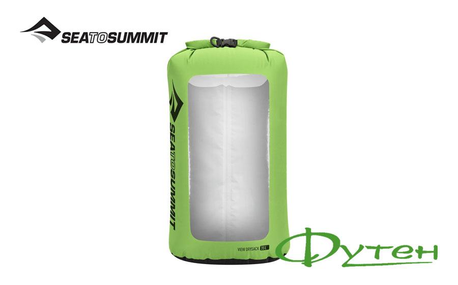 ГермомешокSea to Summit VIEW DRY SACK apple green 35 л