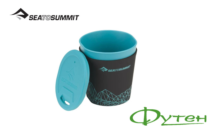 Кружка Sea to Summit DELTA LIGHT INSUL MUG pacific blue