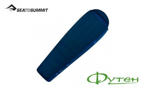 Спальник Sea to Summit TREK TKIII (-31-12-6) blue Left
