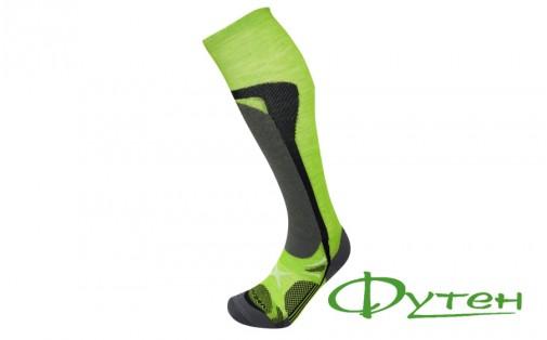 Лыжные носки Lorpen SKI MOUNTAINEERING green