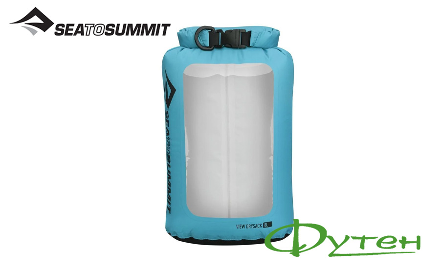 ГермомешокSea to Summit VIEW DRY SACK blue20 л